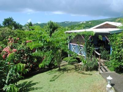 Bungalow Vanille - Ti Mahana - Deshaies - rentals