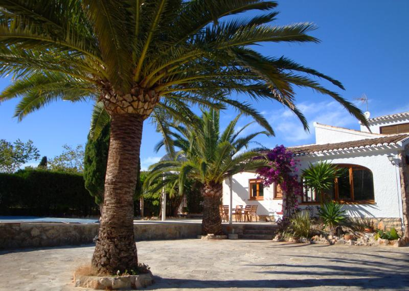 Exterior - Montgó mountain Natural Park near beaches of Javea - Javea - rentals