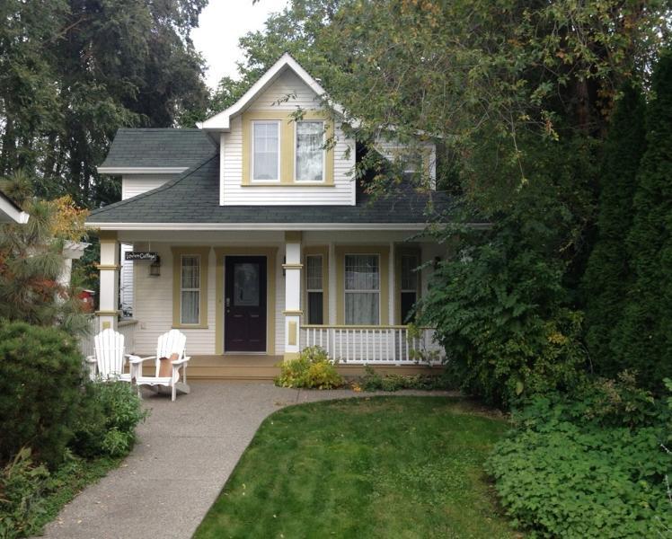 Lindon Cottage - Lindon House Cottage - Kelowna - rentals