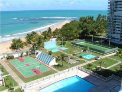 Amazing place  Luquillo Beach front - Luquillo beach Playa Azul II Condominium - Luquillo - rentals