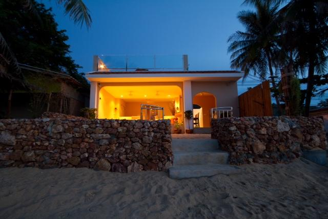 Absolute Beach Front - Bang Por - Image 1 - Koh Samui - rentals