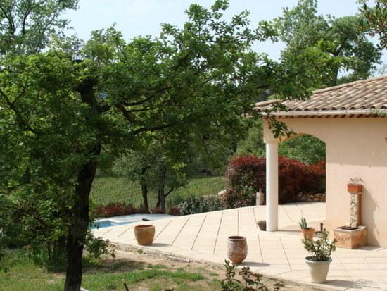 Villa les Caillols set above an AOC vineyard - Luxury Villa Vineyard, Besse sur Issole, Provence - Besse-sur-Issole - rentals