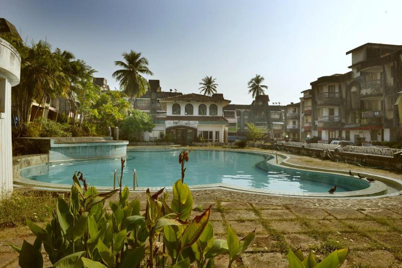 Pool Area - Vacation Apartment in Goa!! - Colva - rentals