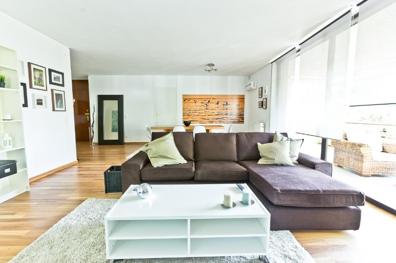 Living room - Apartment at Marousi, Marathonmaxon - Athens - rentals