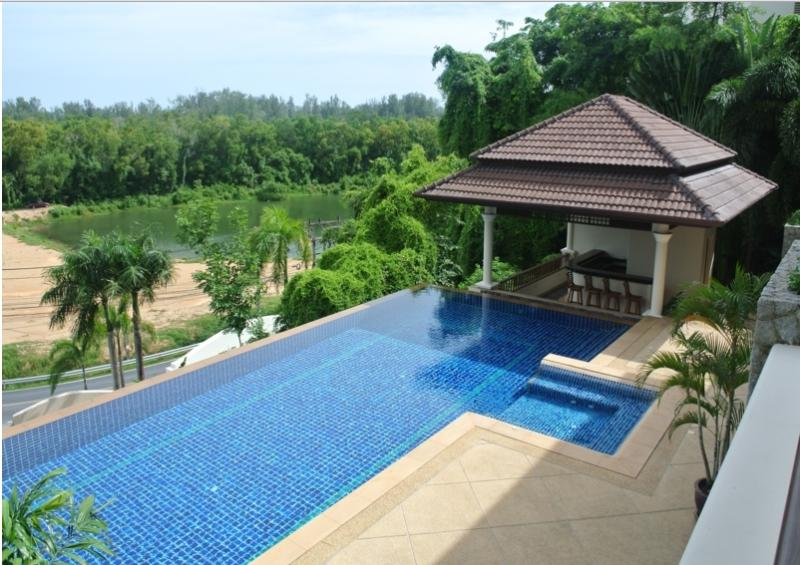 Luxury Five Bedroom Estate Villa in Layan, Phuket - Image 1 - Bang Tao Beach - rentals