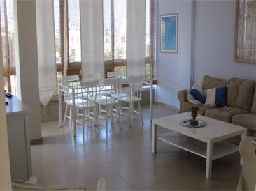 Dining Area - 2bd Hot Location Dizengoff - Gedera - rentals