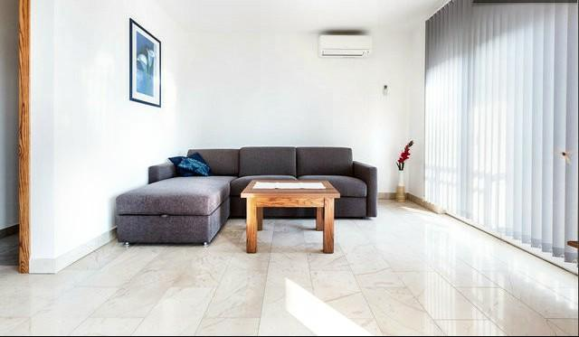 Living room - Onebedroom apartment with seaview - Zadar - rentals