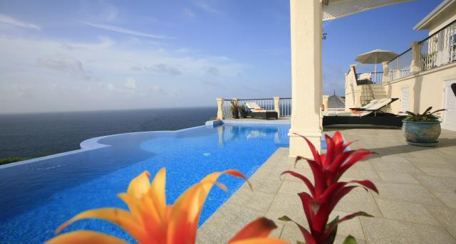Cayman Villa - Ideal for Couples and Families, Beautiful Pool and Beach - Image 1 - Cap Estate, Gros Islet - rentals
