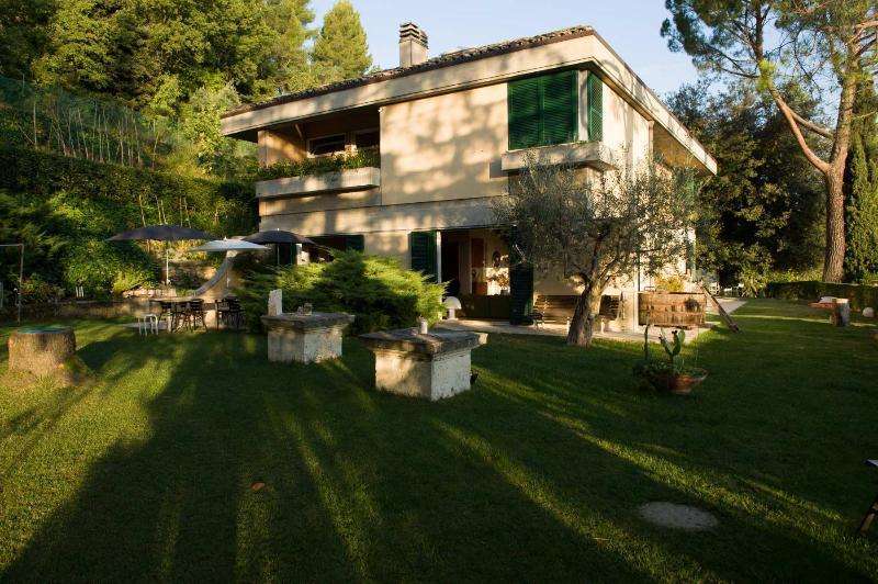garden - B&B VILLA FORTEZZA ASCOLI PICENO MARCHE - Ascoli Piceno - rentals