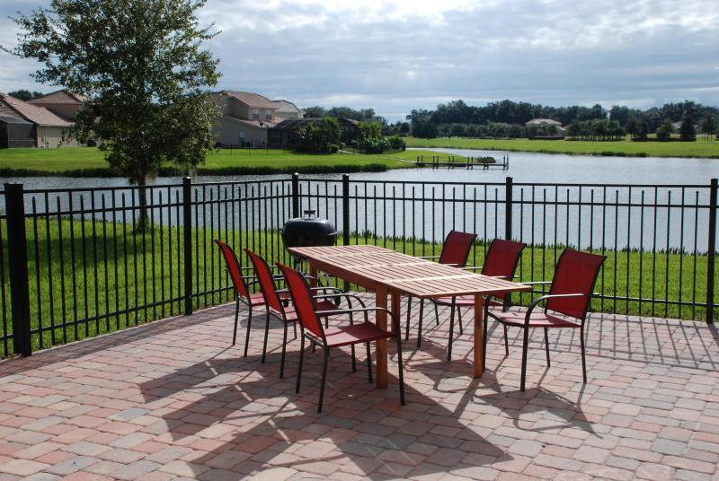 Patio Overlooking Lake - Home on Lake Bellalago w/ Tohopekelaga access - Kissimmee - rentals