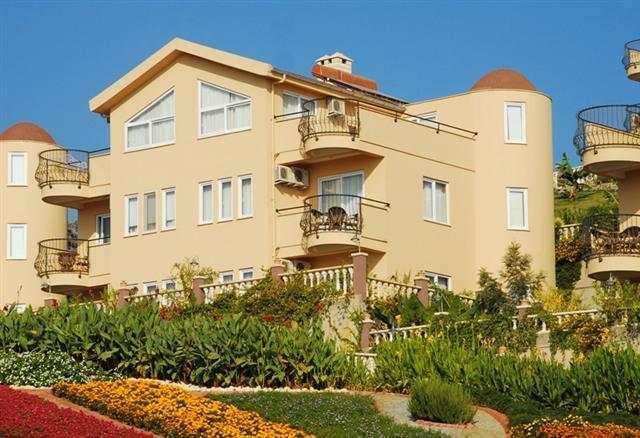 Penthouse apartment - Gold City - Alanya - Kargicak - rentals