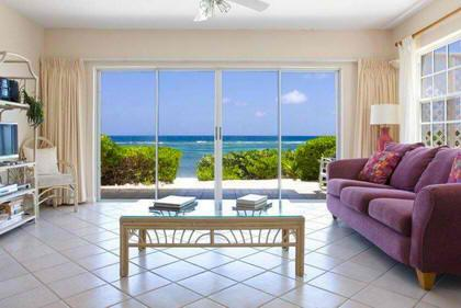 Gorgeous Beachfront Villa, Azure Breeze #5 - Image 1 - North Side - rentals