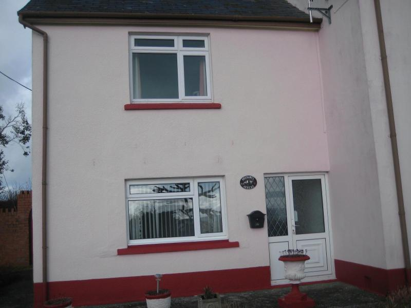 Front of Annexe - Brynawel Country House (Annexe) - Fishguard - rentals