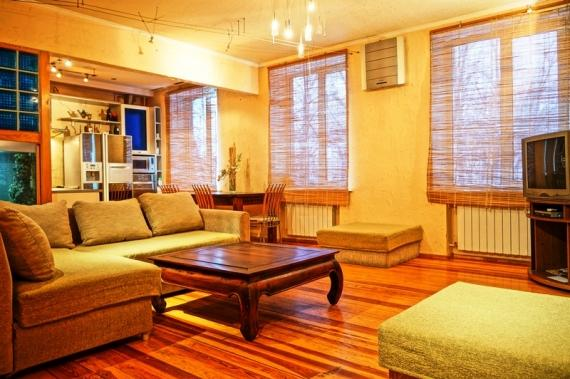 The creative 2 rooms apartment in a historical part of Kyiv. Jacuzzi - Image 1 - Kiev - rentals