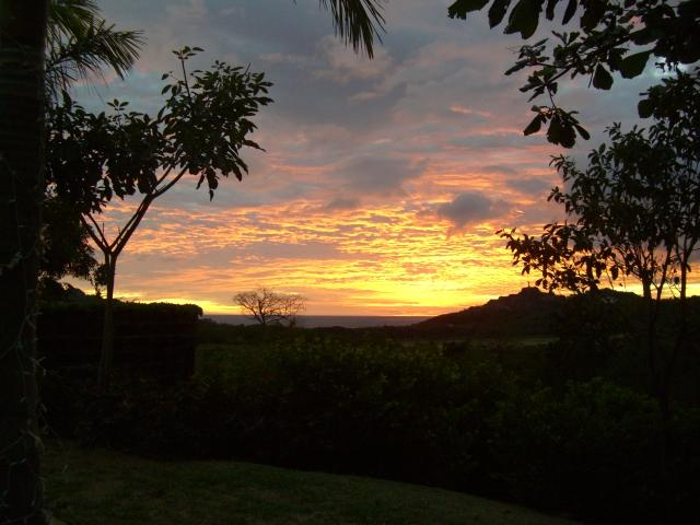 Beautiful sunset - Nicaragua Paradise Palermo - San Juan del Sur - rentals