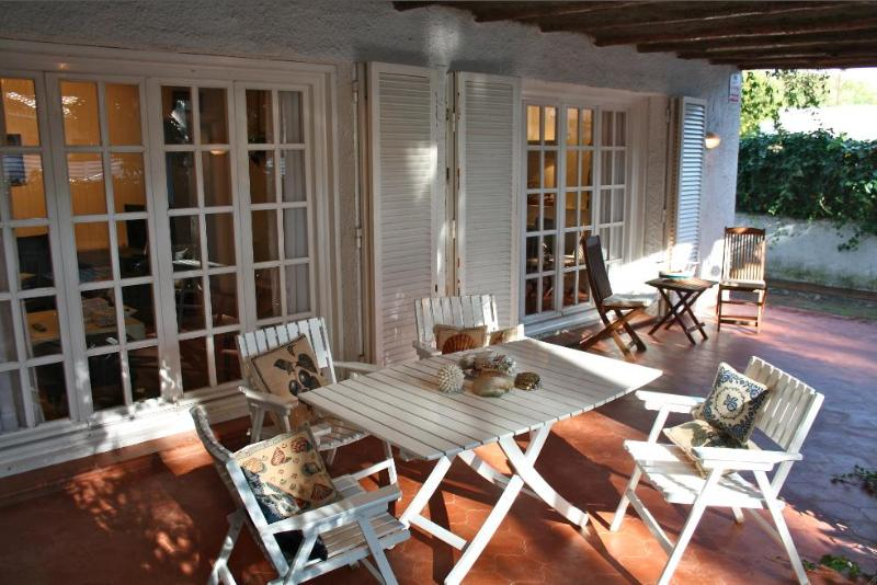 terrace - Cozy marine villa next to the beach - Cambrils - rentals