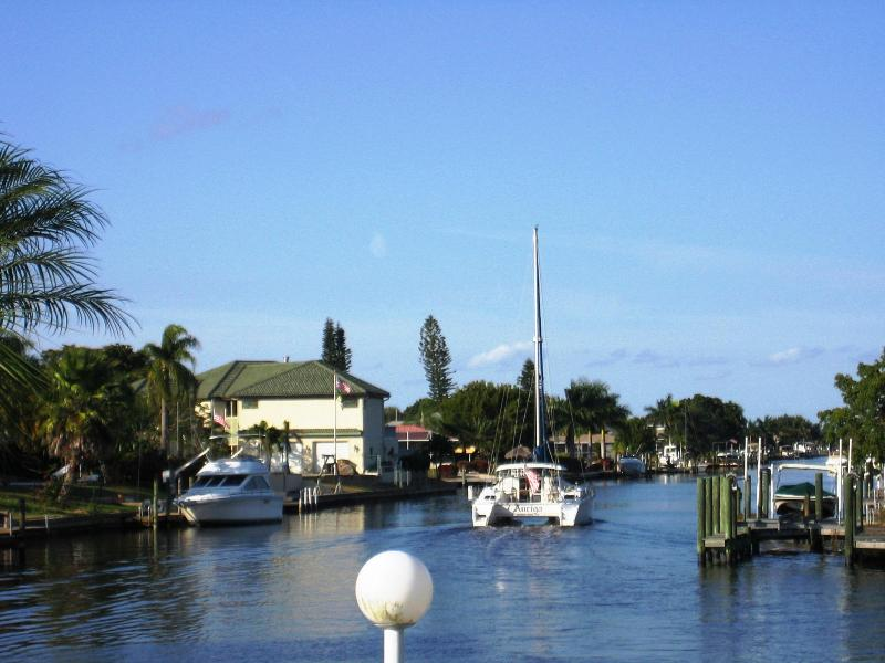 Ah.....The View........ - Cape Chantry House - Cape Coral - rentals