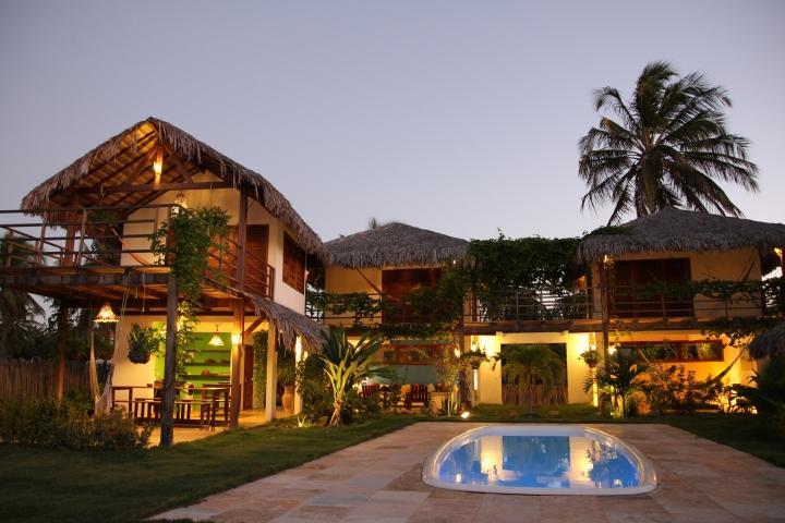 Casa Guarani in Icaraizinho - Image 1 - Icarai de Amontada - rentals