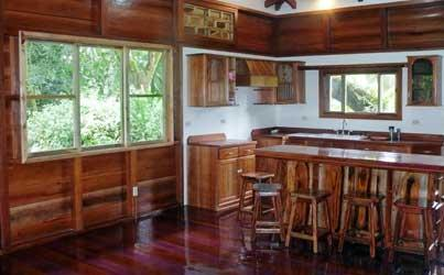 Kitchen area - Playa Rincon Isolated Paradise - Drake Bay - rentals