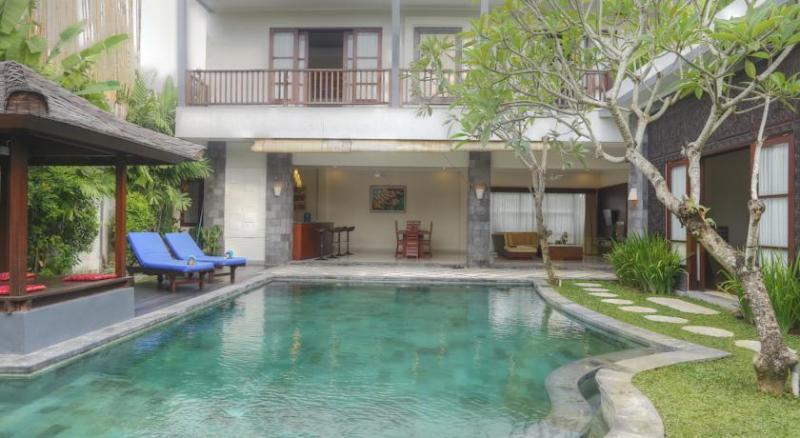 Fanisa,Modern Chic 3 Bed Villa,150m to Echo Beach - Image 1 - Canggu - rentals