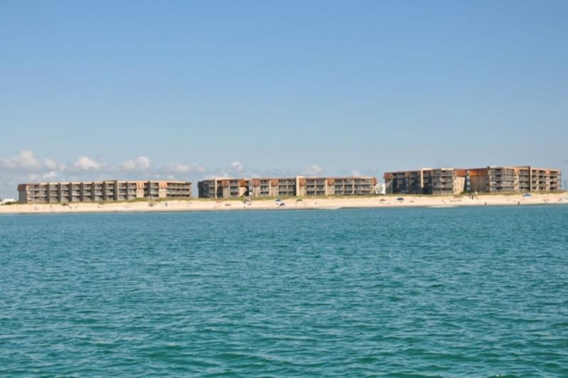 I'm on a boat! - Topsail Dunes 3312 -2BR_7 - Sneads Ferry - rentals