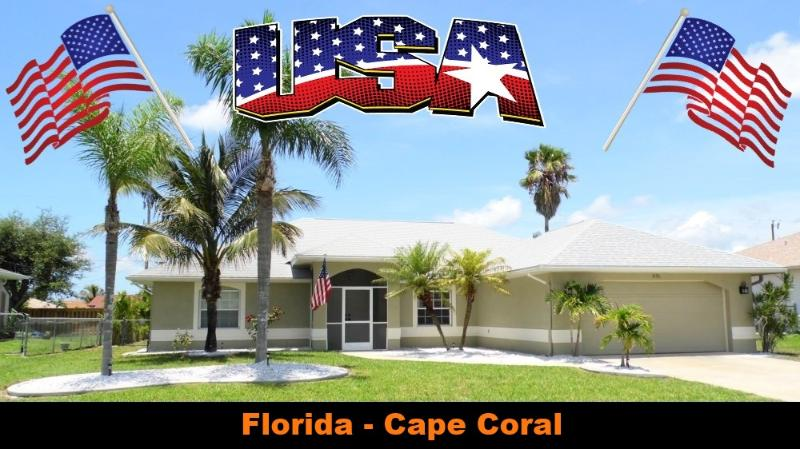 Villa Tropical Paradise - Villa Tropical Paradise, Pool, Sundeck, 4 TV's - Cape Coral - rentals