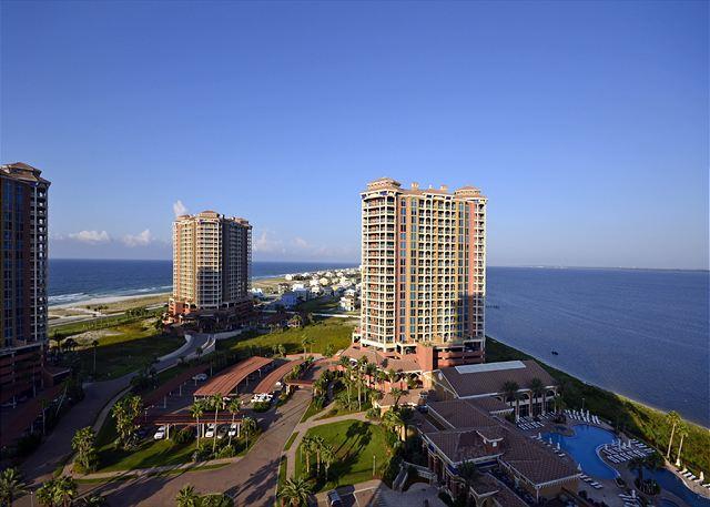 Portofino 1408T2 - Image 1 - Pensacola Beach - rentals