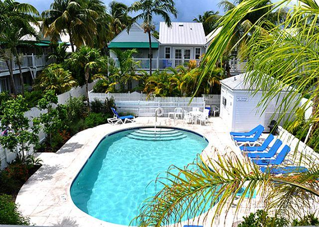President's Walk is perfectly located in the Truman Annex - Image 1 - Key West - rentals