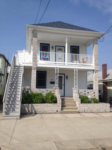 820 St. James Place 1st Floor 120984 - Image 1 - Ocean City - rentals