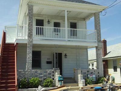 820 St. James Place 2nd Floor 120987 - Image 1 - Ocean City - rentals