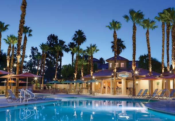 Marriott's Desert Springs Villas, Studio, 1&2 bdrm - Image 1 - Palm Desert - rentals