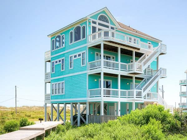 Paradise Cove - Image 1 - Hatteras - rentals