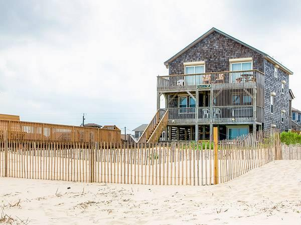 Right on Q - Image 1 - Rodanthe - rentals