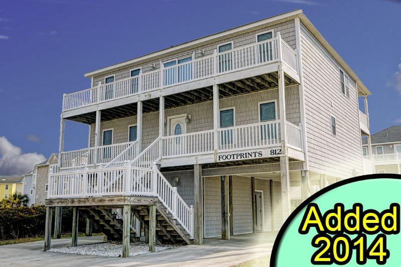 812 N. Topsail Dr - N. Topsail Dr. 812 -5BR_SFH_OFB_14 - Surf City - rentals