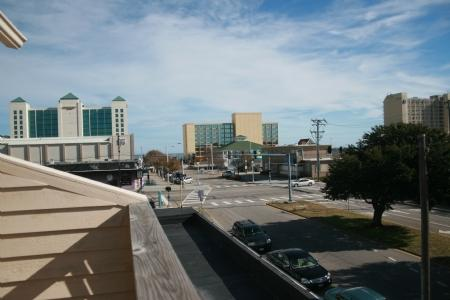 View towards Resort Area - 325 25th Street - Virginia Beach - rentals
