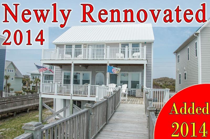 4390 Island Drive - Island Drive 4390 -5BR_SFH_OF_12 - North Topsail Beach - rentals