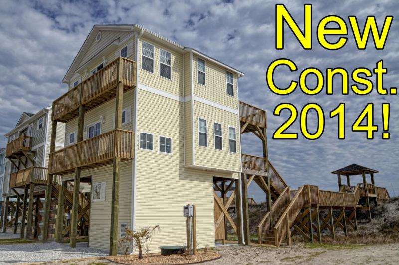 1274 New River Inlet Rd - New River Inlet Rd 1274 -2BR_SFH_OF_6 - North Topsail Beach - rentals
