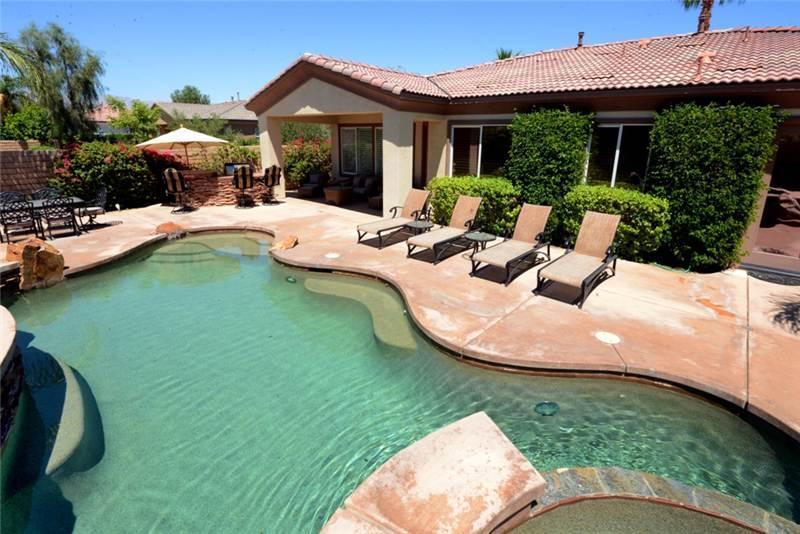Capri Luxury Retreat - Image 1 - Palm Desert - rentals