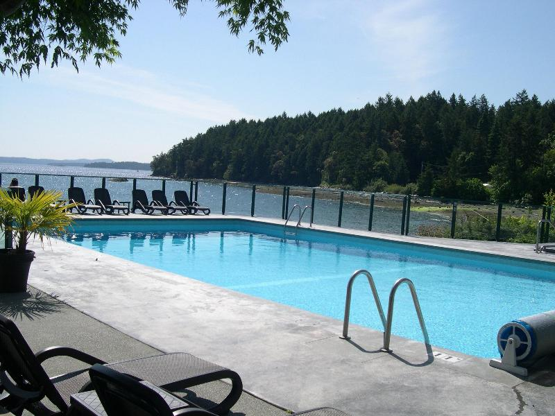 BEAUTIFUL POOL BY OCEAN - WATERFRONT MINI KITCHEN  SUITE - Nanaimo - rentals