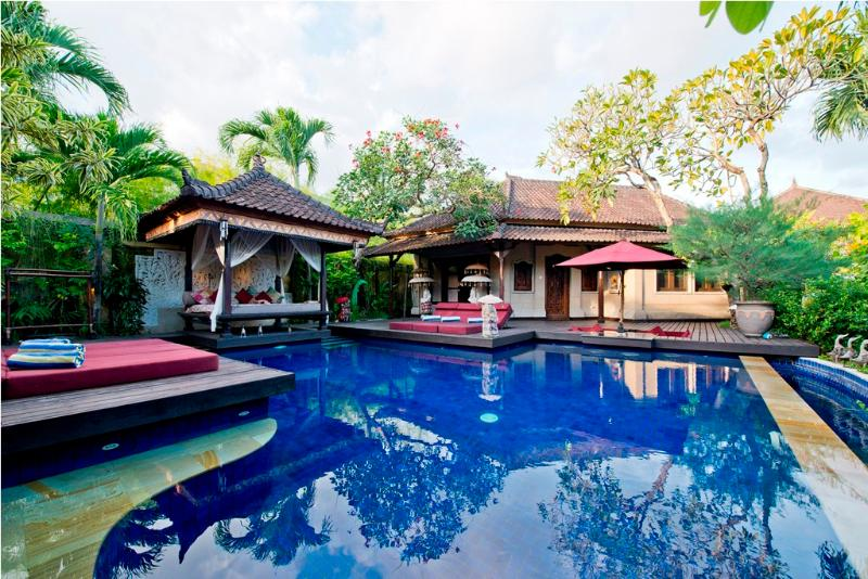 Nani, Luxury  4 Bed Villa, Seminyak - Image 1 - Seminyak - rentals