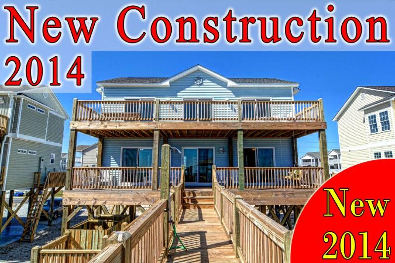 1278 New River Inlet Rd - New River Inlet Rd 1278 -4BR_SFH_OF_12 - North Topsail Beach - rentals