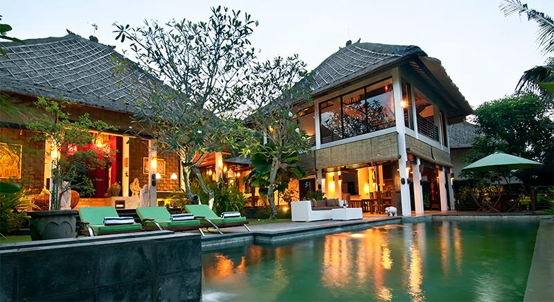 The Main House - 4 Bdr Villa, Spectacular Views, Amazing Location! - Seminyak - rentals