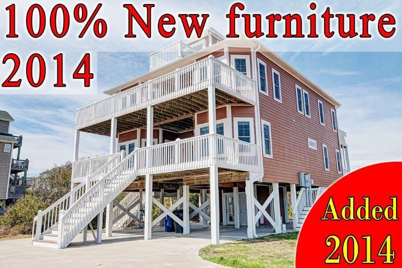 4137 Island Dr. - Island Drive 4137 -5BR_SFH_OV_12 - North Topsail Beach - rentals