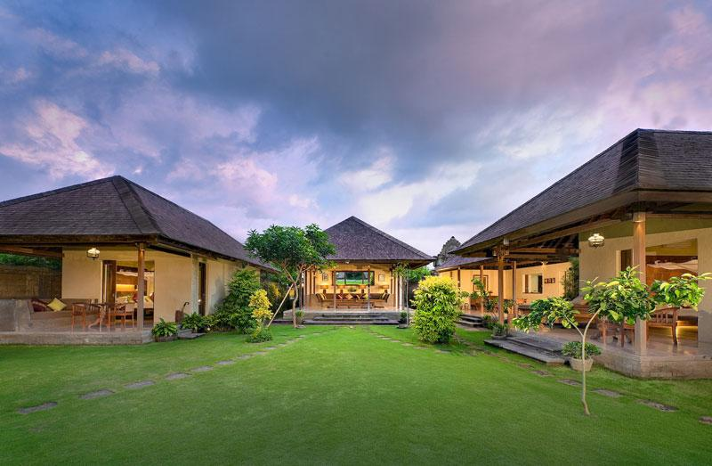 at sunrise - Sakova Villa 0187 Cemagi 2 Bedroom - West Sulawesi - rentals