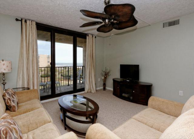 Island Club 4402 - Island Club 4402, 2 Bedrooms, Ocean View, Large Pool, Sleeps 8 - Hilton Head - rentals