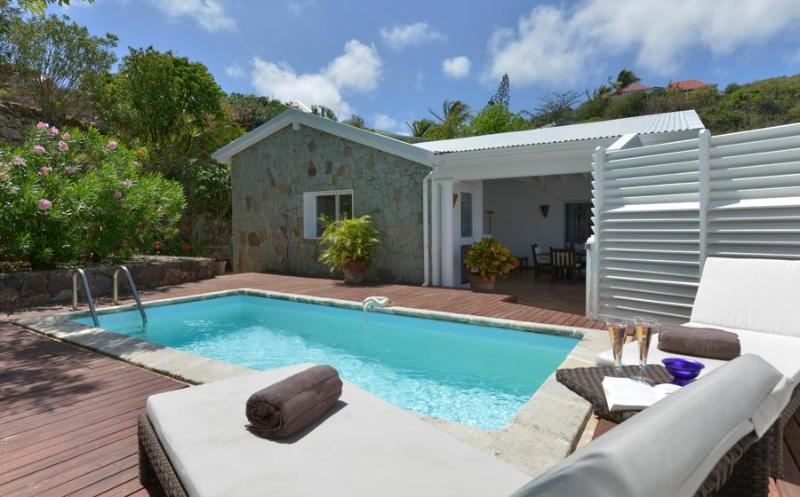 Colibri at Pointe Milou, St. Barth - Pool, Hillside, Sunset View - Image 1 - Pointe Milou - rentals