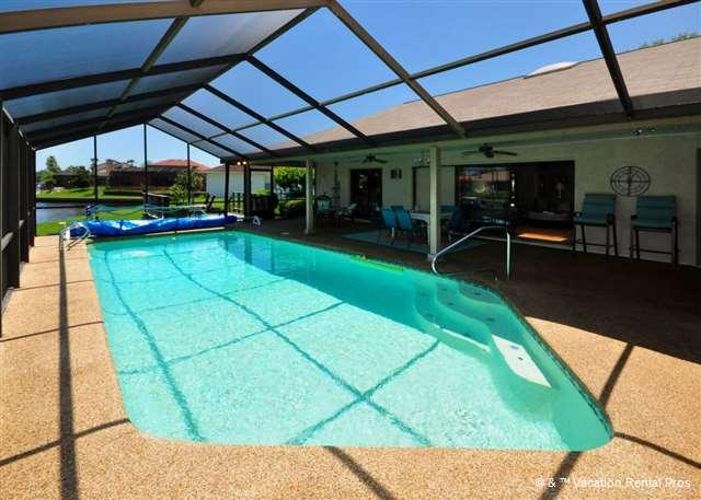 Your own private pool at Collingdale - Collingdale House with Private Pool and HDTV - Palm Coast - rentals