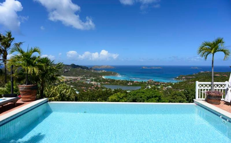 Pasha at Lurin, St. Barth - Ocean View, Pool - Image 1 - Lurin - rentals