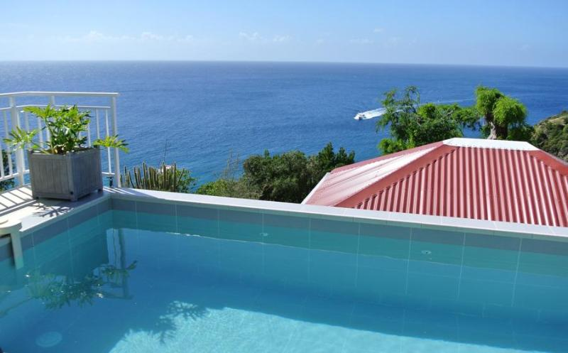 Gros Ilets - Ideal for Couples and Families, Beautiful Pool and Beach - Image 1 - Lurin - rentals
