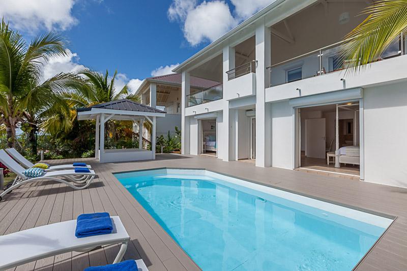 Sea Dream at Happy Bay, Saint Maarten - Ocean and Sunset View, Pool - Image 1 - La Savane - rentals